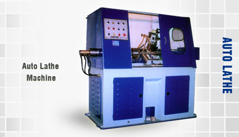 Auto Lathe Machine Manufacturers India Punjab