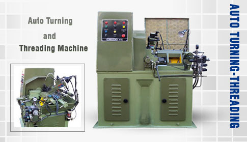 Auto Turning and Threading Machine Manufacturers India Punjab